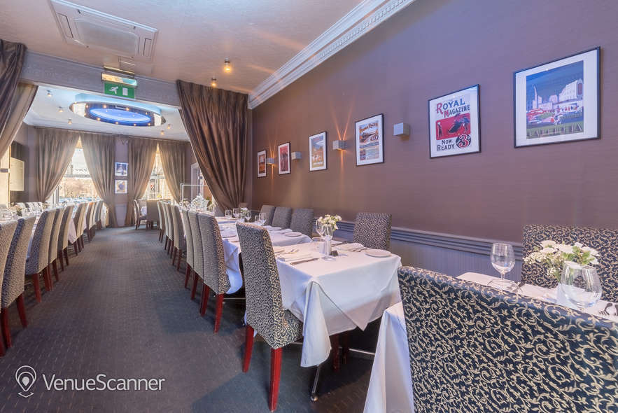 Hire Mumbai Diners' Club Restaurant Private Dining Room 7