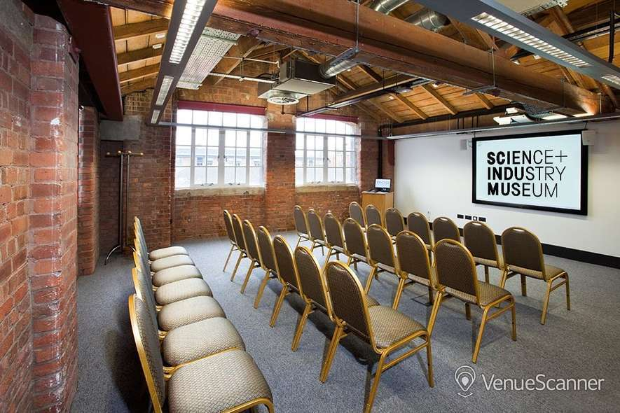 Hire Science And Industry Museum Joule Suite
