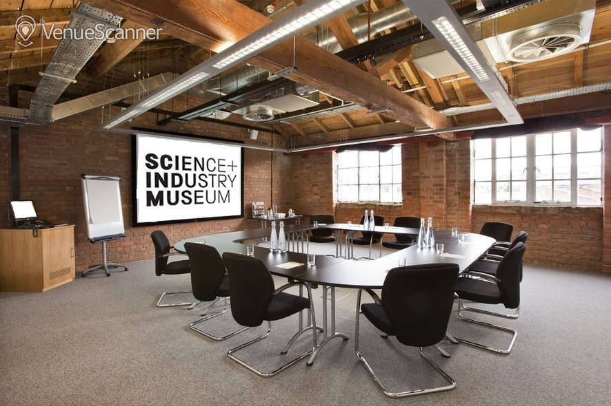 Hire Science And Industry Museum Dalton Suite 1