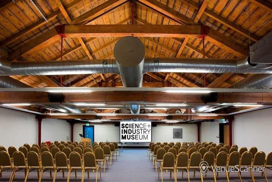 Hire Science And Industry Museum Garratt Suite 1