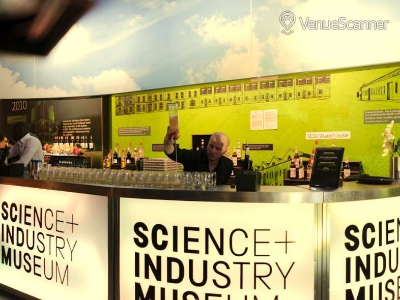 Hire Science And Industry Museum 10
