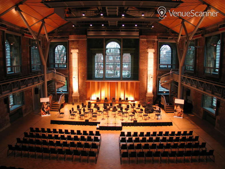 Hire Lso St Lukes Jerwood Hall