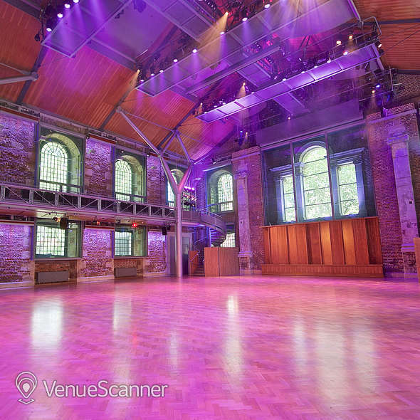 Hire Lso St Lukes Jerwood Hall 4