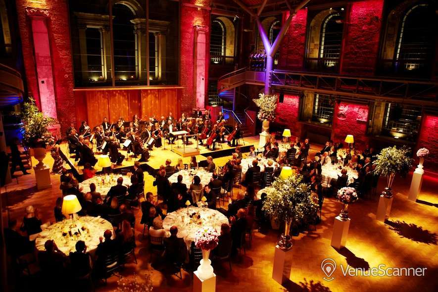 Hire Lso St Lukes Jerwood Hall 2