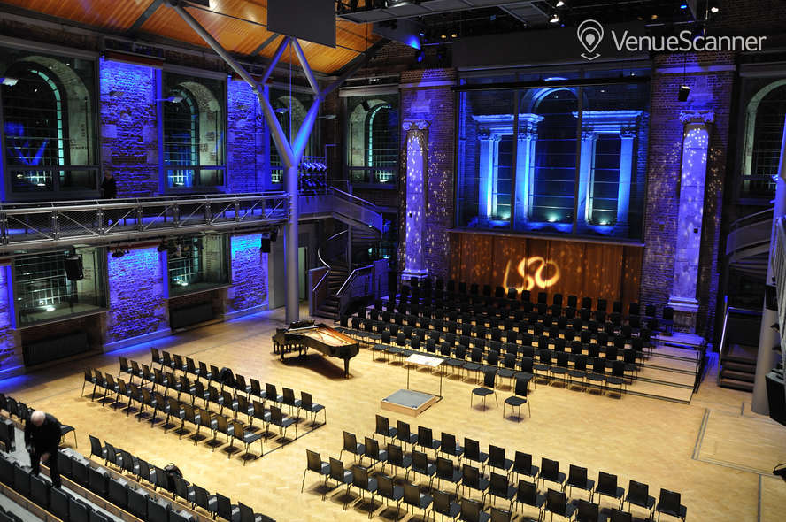 Hire Lso St Lukes Jerwood Hall 1