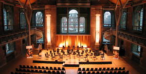 LSO St Lukes, Jerwood Hall