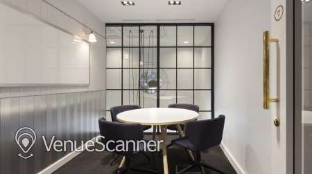 Hire The Office Group Liverpool St 8