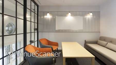 Hire The Office Group Liverpool St Meeting Room 6