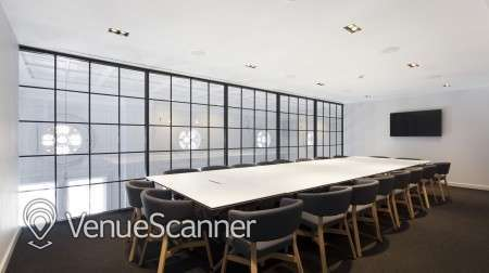 Hire The Office Group Liverpool St Meeting Room 4