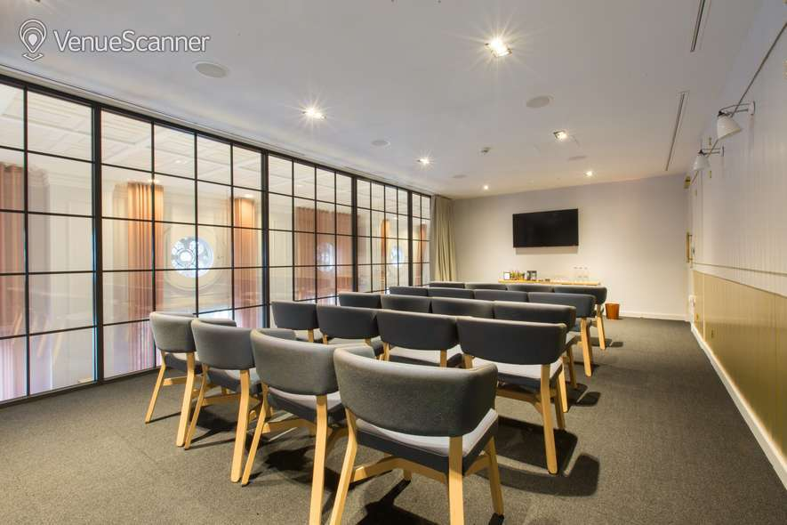 Hire The Office Group Liverpool St Meeting Room 4 1