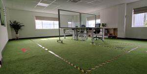The Huddle Workspace, The Huddle Workspace