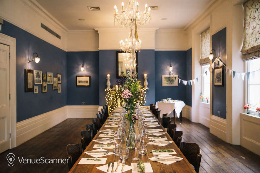Hire The Canonbury, Islington Blue Room