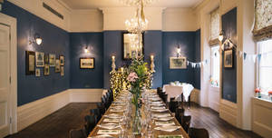 The Canonbury, Islington, Blue Room