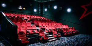 Cineworld Sheffield, Screen 3 - 101 Seats