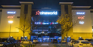 Cineworld Sheffield, Screen 20 - 112 Seats