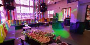 Bunga Bunga Battersea, Full Venue Hire Bunga Bunga
