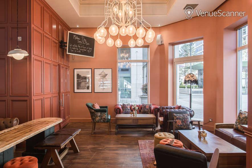 Hire The Waterside Bar + Kitchen Snug