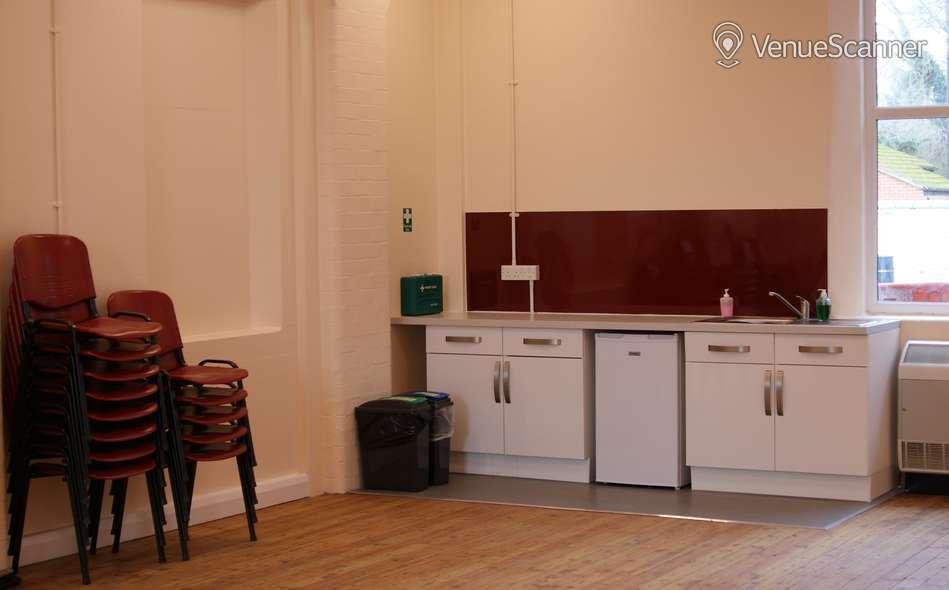 Hire South Oxford Community Centre The Gill Garratt Room 1