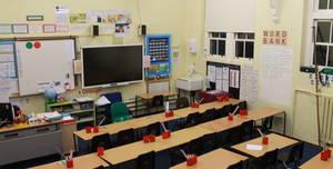 Wyvil Primary School, Classrooms