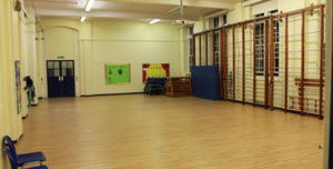 Wyvil Primary School, First Floor Main Hall