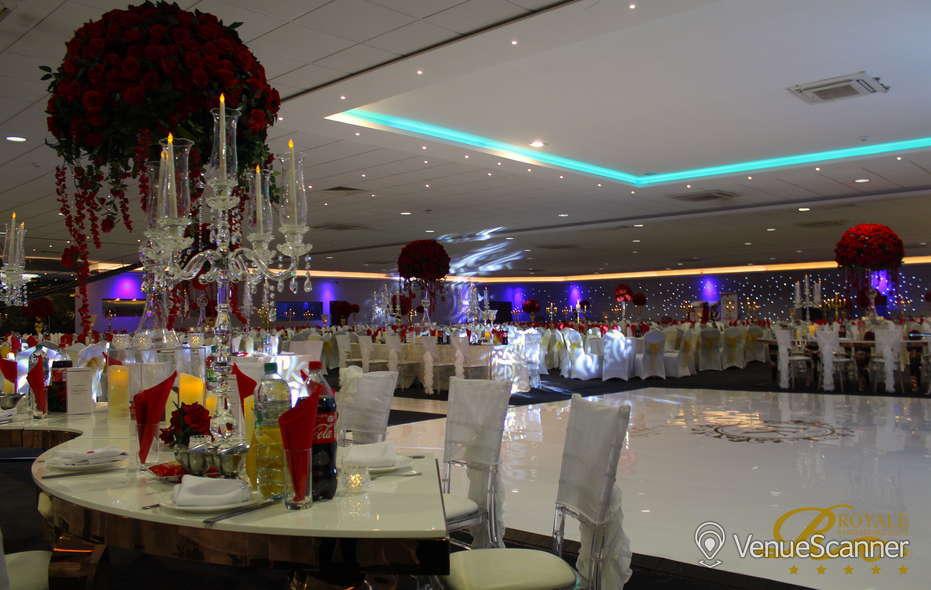 Hire Royale Banqueting Suite Royale Suite