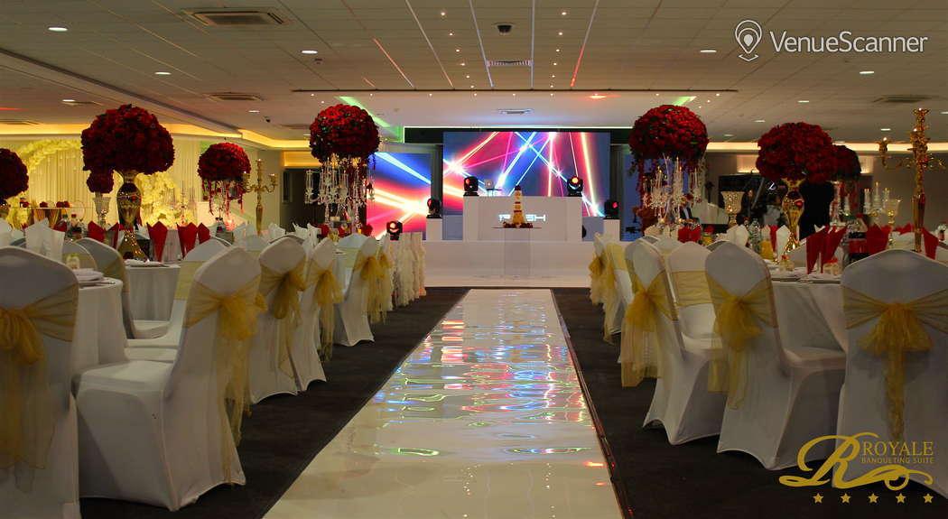 Hire Royale Banqueting Suite Royale Suite 2