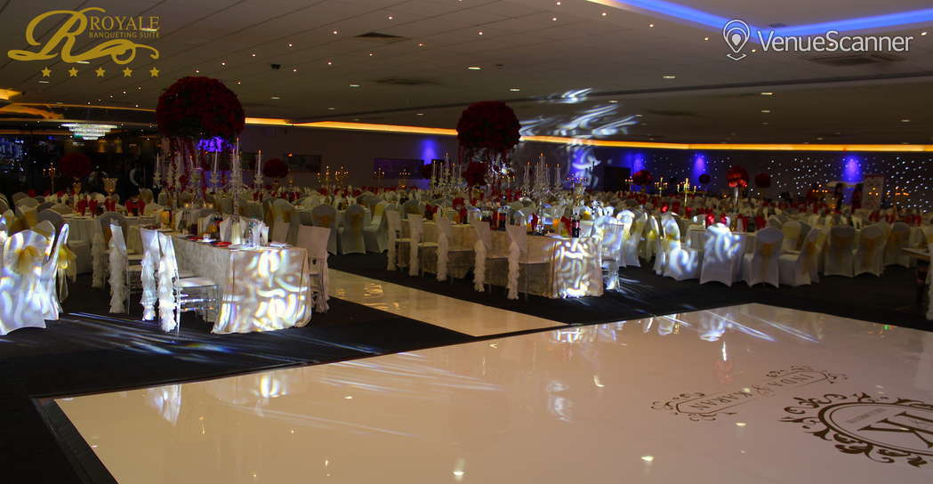 Hire Royale Banqueting Suite Royale Suite 1