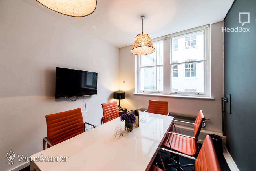 Hire One Alfred Place Boardroom 3