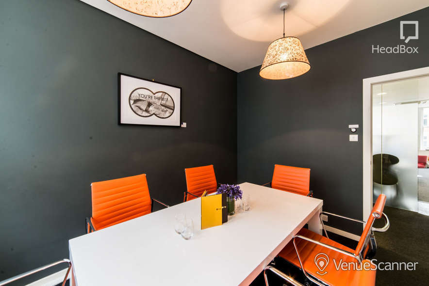 Hire One Alfred Place Boardroom 2