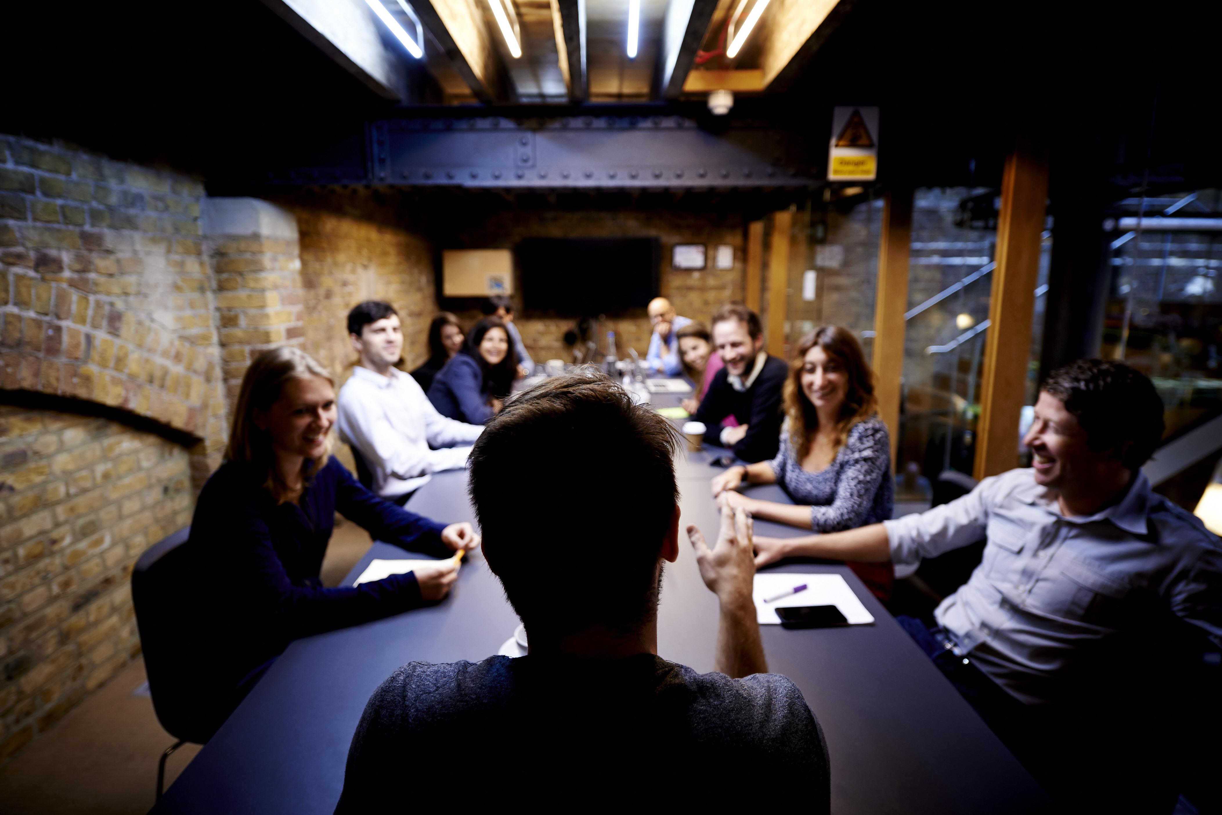 The Hub Kings Cross Meeting Room