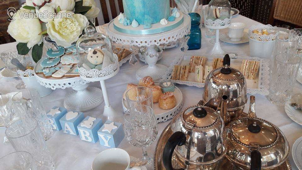 Hire Betty Blythe Afternoon Tea 2