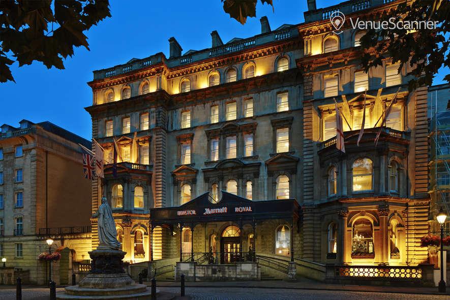 Hire Bristol Marriott Royal Hotel York 1