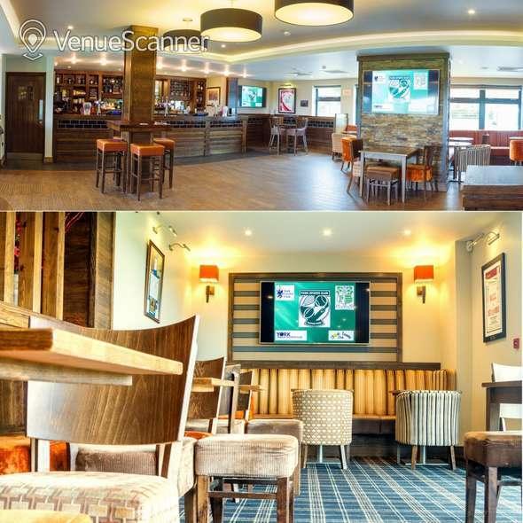 Hire York Sports Club The Lounge 1