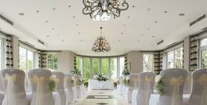 The Spa Hotel, The Orangery