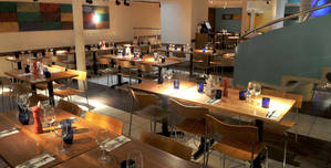 Pizzaexpress Haymarket, Basement Dining Room