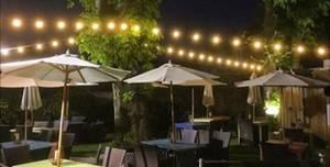 The Crown Hotel, Lounge Garden