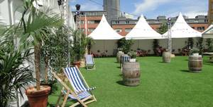 The London City Beach, Exclusive Use