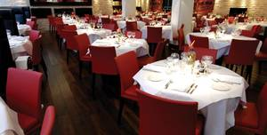 San Carlo Liverpool, Dining Room
