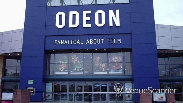 Hire Odeon Surrey Quays Screen 3