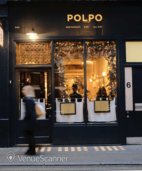 Hire Polpo Covent Garden Aperol Bar 15