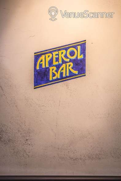 Hire Polpo Covent Garden Aperol Bar 5