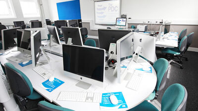 Professional Development Centre, Mac Suite