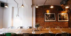Workshop Coffee, First Floor Dining Room