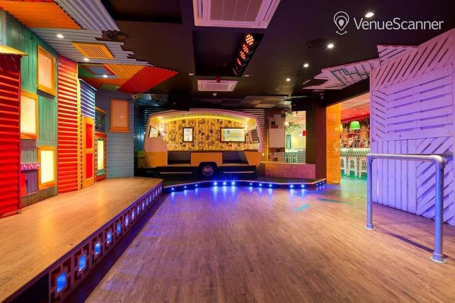 Hire Barrio Shoreditch Whole Venue 2