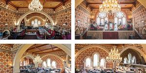 Chapel 1877, Gallery Restaurant