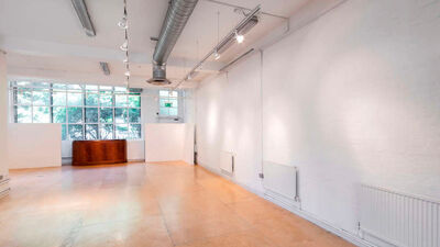 Old Street Showrooms, Exclusive Hire