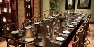 New Chapter Restaurant, Private Dining Room