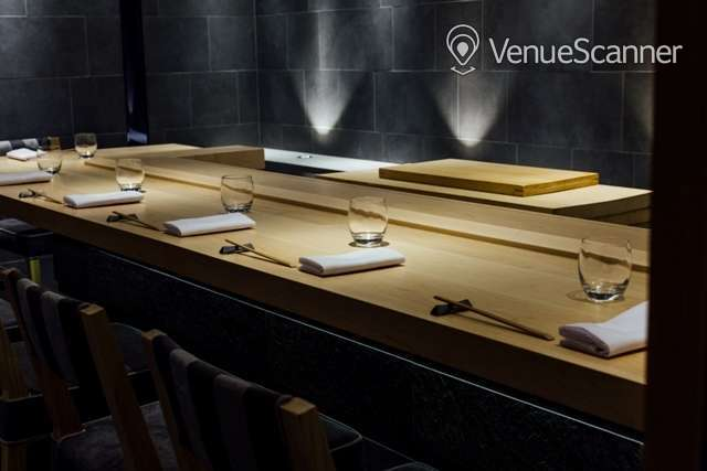 Hire Ginza Onodera Private room Sushi counter