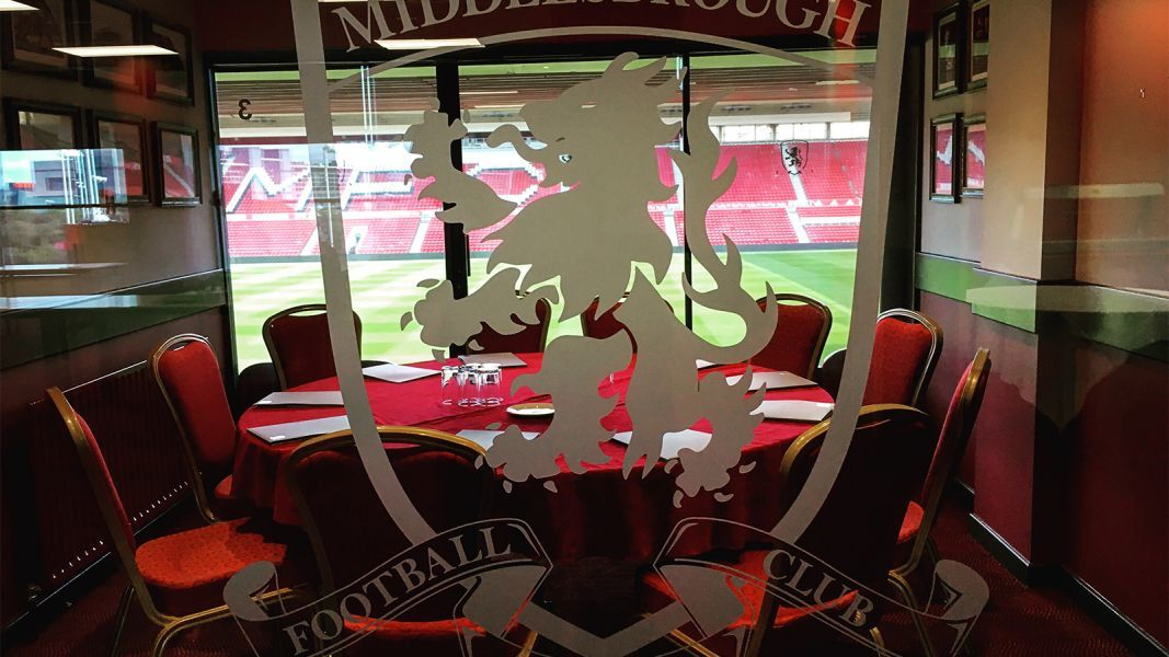 Hire Middlesbrough Football Club   Legends Lounge   VenueScanner