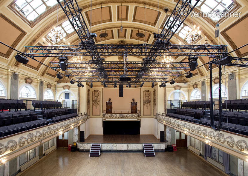 Hire Shoreditch Town Hall Assembly Hall